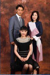TBS系連続ドラマ『花のち晴れ〜花男 Next Season〜』(毎週火曜 後10:00)で杉咲花の父親役に反町隆史が起用 (C)TBS