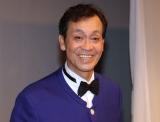 息子・良太郎との共演は「二度としない」と宣言した清水アキラ=ものまねコンサート『昭和を飾ったあの人この人そして、、、、』の公演後の囲み取材 (C)ORICON NewS inc.