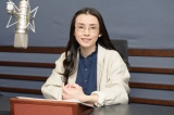 NHK・BSプレミアムの本格宇宙番組『コズミック フロント☆NEXT』ナレーションを担当する中嶋朋子(C)NHK