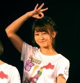結成4周年記念公演を開催したAKB48チーム8の太田奈緒 (C)ORICON NewS inc.