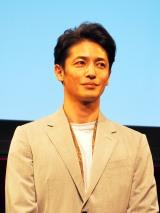 TBS系金曜ドラマ『あなたには帰る家がある』特別試写会に出席した玉木宏 (C)ORICON NewS inc.