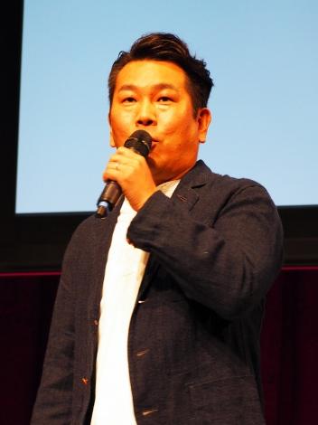 TBS系金曜ドラマ『あなたには帰る家がある』特別試写会に出席した藤本敏史(FUJIWARA) (C)ORICON NewS inc.