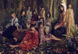 TBS『CDTV祝25周年SP』に出演するE-girls