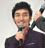 映画『クソ野郎と美しき世界』の初日舞台あいさつに出席した草なぎ剛 (C)ORICON NewS inc.