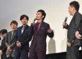 映画『クソ野郎と美しき世界』の初日舞台あいさつの模様 (C)ORICON NewS inc.