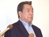 「光進丸」炎上で謝罪した加山雄三 (C)ORICON NewS inc.