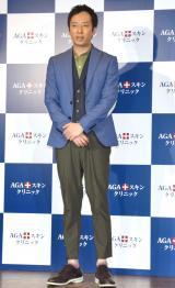 『AGAスキンクリニック広報室発毛大使就任』記者発表会に出席したいしだ壱成 (C)ORICON NewS inc.