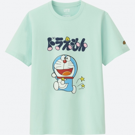 UT×ドラえもん コラボTシャツ?Fujiko-Pro