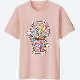 UT×村上隆×ドラえもん コラボTシャツ?2017 Takashi Murakami/Kaikai Kiki Co.,Ltd.All Rights Reserved.  ?Fujiko-Pro