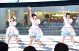 初ミニライブを開催した声優ユニット・Run Girls, Run!(左から)厚木那奈美、林鼓子、森嶋優花 (C)ORICON NewS inc.