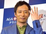 24歳年下女優・飯村貴子と再々婚するいしだ壱成 薬指にキラリ (C)ORICON NewS inc.