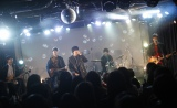 映画『EVEN〜君に贈る歌〜』の劇中バンド「EVEN」(写真:矢部志保)
