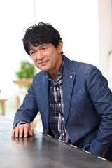 テレビ東京で4月16日スタートする新番組、ドラマBiz『ヘッドハンター』に主演する江口洋介(C)テレビ東京