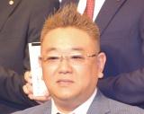 テレビ朝日の入社式に出席したサンドウィッチマン・伊達みきお(C)ORICON NewS inc.