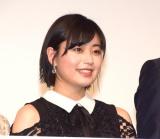 映画『娼年』の公開記念舞台あいさつに登壇した冨手麻妙 (C)ORICON NewS inc.