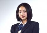 映画『人狼ゲーム インフェルノ』の初日舞台あいさつに出席した武田玲奈 (C)ORICON NewS inc.
