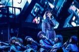 渡邉理佐センター「月曜日の朝、スカートを切られた」=『欅坂46 2nd YEAR ANNIVERSARY LIVE』より