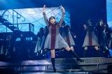 「二人セゾン」のソロダンスパートを担当した原田葵=『欅坂46 2nd YEAR ANNIVERSARY LIVE』より