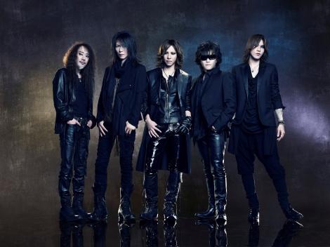 X JAPAN・SUGIZO(右端)、米フェスに不参加の可能性
