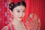 中国ドラマ『麗王別姫(れいおうべっき)〜花散る永遠の愛〜』ヒロインを演じるジン・ティエン