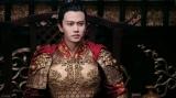 中国ドラマ『麗王別姫(れいおうべっき)〜花散る永遠の愛〜』後の第11代皇帝となる李俶を演じたアレン・レン