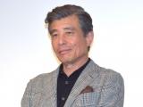 ファンの直球質問に苦笑していた舘ひろし(C)ORICON NewS inc.