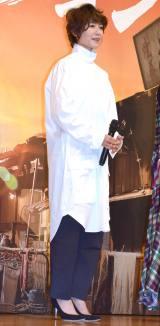 映画『焼肉ドラゴン』の完成披露試写会に参加した真木よう子 (C)ORICON NewS inc.