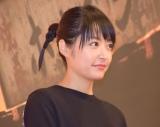 映画『焼肉ドラゴン』の完成披露試写会に参加した井上真央 (C)ORICON NewS inc.