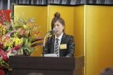 「沖縄ラフ&ピース専門学校」入学式の模様