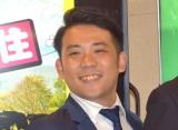 『ゆるくてオモロイ移住プロジェクト始動』概要発表会見に出席した岩橋淳(ビスケッティ) (C)ORICON NewS inc.