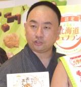 『よしもと北海道シュフラン2017試食選考会』に参加したレイザーラモンRG (C)ORICON NewS inc.