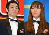 (左から)濱田祐太郎、カニササレアヤコ(C)ORICON NewS inc.