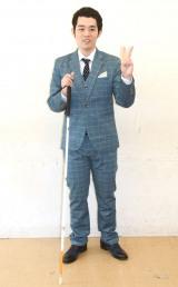 『R-1ぐらんぷり2018』で王者に輝いた漫談家・濱田祐太郎 (C)ORICON NewS inc.