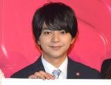 "Sexy Zoneメンバーは""同僚""と語った佐藤勝利 (C)ORICON NewS inc."