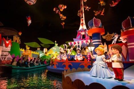 サムネイル 東京ディズニーランドの人気アトラクション「イッツ・ア・スモールワールド」が初の大幅リニューアル (C)Disney