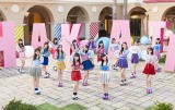 "HKT48が""なこみく""センターの新曲MVを公開(C)AKS"