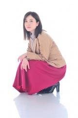 今までの人生ではじめて長く続いたものが「女優という仕事」と語る吉高由里子。撮影/臼田洋一郎 (C)oricon ME inc.