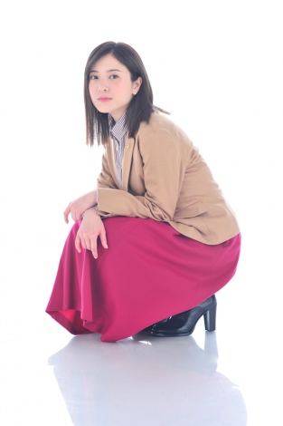 サムネイル 今までの人生ではじめて長く続いたものが「女優という仕事」と語る吉高由里子。撮影/臼田洋一郎 (C)oricon ME inc.