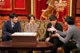 テレビ朝日系新番組『運命のひと押し ここで印鑑を押しますか?』(4月11日スタート)(C)テレビ朝日