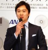 フェスティバル実行委員長・中澤創太氏 (C)ORICON NewS inc.