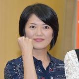 外山惠理=TBSラジオ2018年春・改編『たまむすび』『アフター6ジャンクション』合同記者会見 (C)ORICON NewS inc.