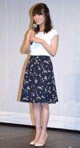 「CAMPUS ROOM」に所属が決まった井口綾子 (C)ORICON NewS inc.