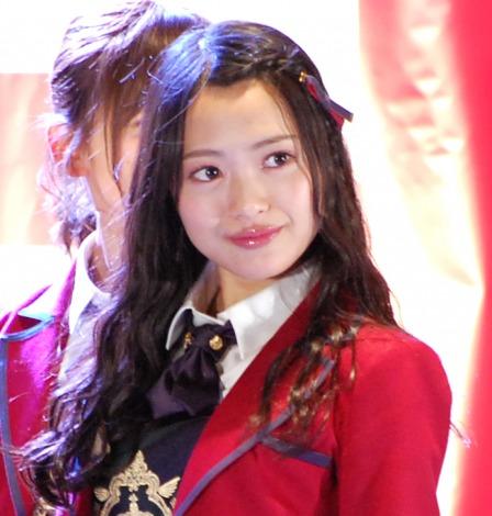 北原里英=NGT48 3rdシングル「春はどこから来るのか?」発売記念イベント (C)ORICON NewS inc.