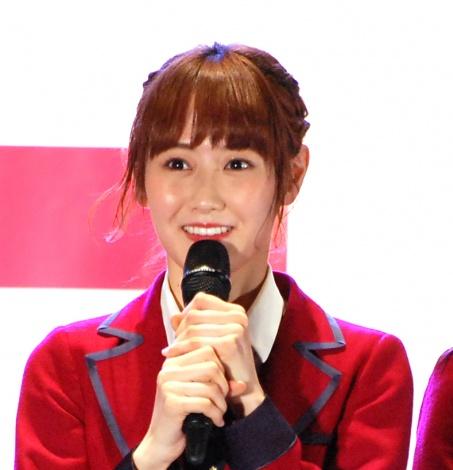 西潟茉莉奈=NGT48 3rdシングル「春はどこから来るのか?」発売記念イベント (C)ORICON NewS inc.