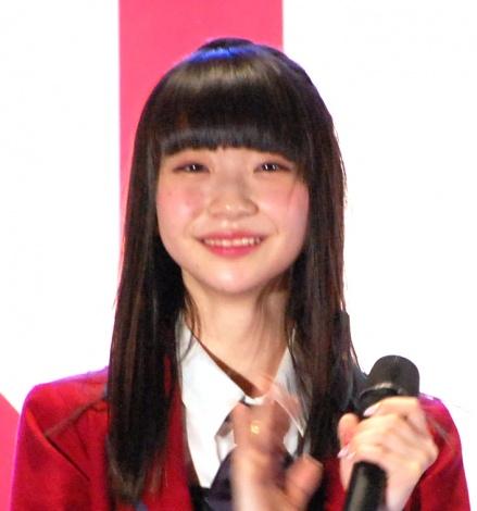 荻野由佳=NGT48 3rdシングル「春はどこから来るのか?」発売記念イベント (C)ORICON NewS inc.