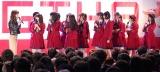 NGT48 3rdシングル「春はどこから来るのか?」発売記念イベントの模様 (C)ORICON NewS inc.
