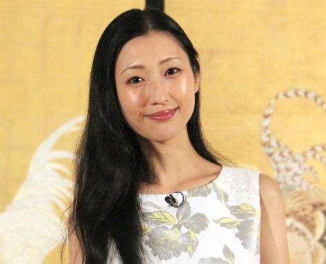 人気声優との共演を喜んだ壇蜜=特別展「名作誕生−つながる日本美術」の内覧会 (C)ORICON NewS inc.