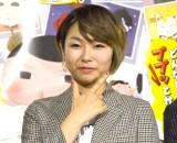NHK・Eテレアニメ『おしりたんてい』会見に出席した三瓶由布子 (C)ORICON NewS inc.
