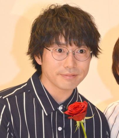映画『honey』鬼キュンヒット御礼公開後舞台あいさつに登壇した高橋優 (C)ORICON NewS inc.