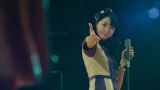 CGB41センターの瀧野由美子が「1期生はみんなザクッとしてるから、2期生にはしっとりした子を」と紹介